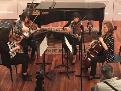 Craft Ensemble at the RIvers Conservatory