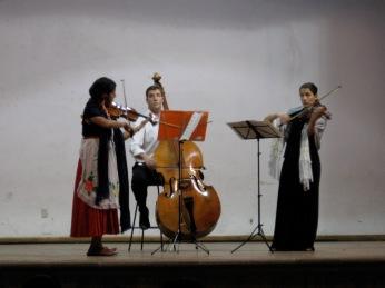 with Geeta Abad and Andrew Roitstein: Patzcuaro, Mexico 2008